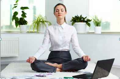 How to use mindfulness very practically to help you personally in business.