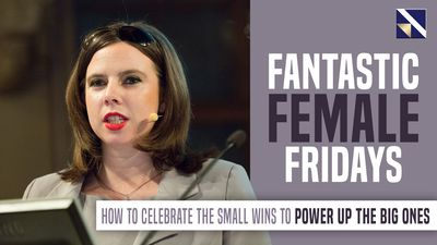 How to Celebrate the Small Wins to Power to Power Up the Big Ones