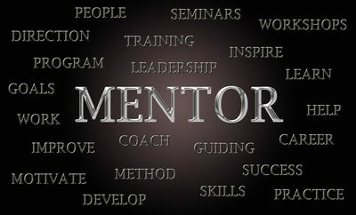 Take Five Minutes: Organise a meeting with a mentor